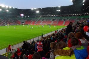 Polska - Slowacja kobiet - 2015