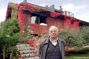 Stanislaw Lem pisarz 1998