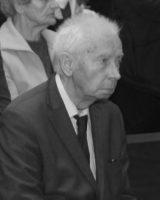 Umarł profesor Mieczysław Tomaszewski - osoba niezwykła, nasz sąsiad.